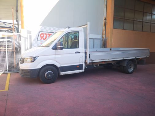 Vw Crafter 2.0 tdi powered by 9000 Giri