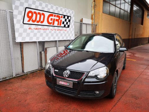 Vw Polo Gt powered by 9000 Giri