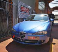 """Elaborazione Alfa Romeo 147 16v """"Mondomarcio"""""""