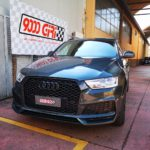 "Elaborazione Audi Q3 2.0 Tdi ""Racing point"""