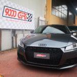 """Elaborazione Audi TT 2.0 tdi """"Dandy"""""""