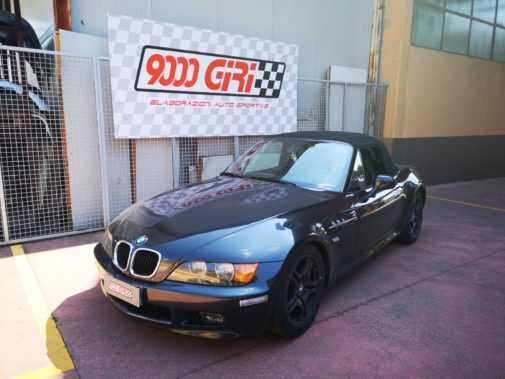 Bmw Z3 1.9 8v roadster powered by 9000 Giri