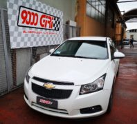 "Elaborazione Chevrolet Cruze 1.8 ""Bubble car"""