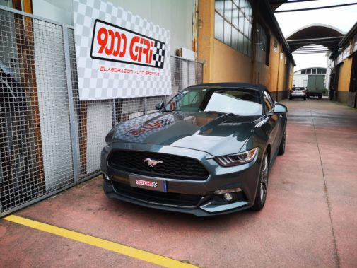 Ford Mustang 2.3 ecoboost powered by 9000 Giri