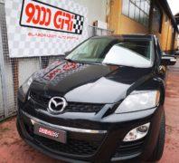 """Elaborazione Mazda Cx7 td """"La rosa dei venti"""""""