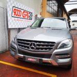 """Elaborazione Mercedes Ml 350 Bluetech """"Istagram"""""""