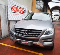 "Elaborazione Mercedes Ml 350 Bluetech ""Istagram"""