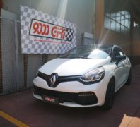 "Elaborazione Renault Clio Rs ""Play list"""