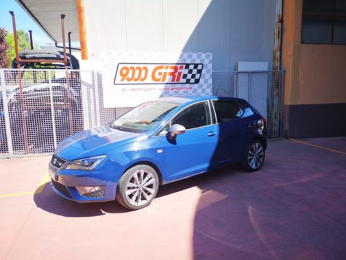 Seat Ibiza 1.2 tsi powered by 9000 Giri