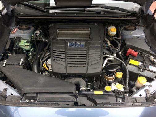 Subaru Levorg powered by 9000 Giri