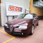 """Elaborazione Alfa Romeo 166 2.4 td """"Tungsteno"""""""