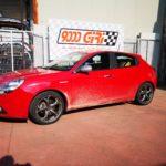 """Elaborazione Alfa Romeo Giulietta 1.4 tb gpl """"Angolo acuto"""""""