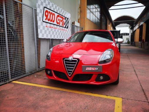 Alfa Giulietta 1.750 qv powered by 9000 Giri