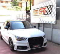 """Elaborazione Audi A1 """"La melaia"""""""