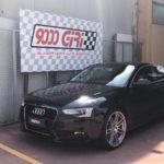 """Elaborazione Audi A5 Sportback 2.0 tdi """"Programma stellare"""""""