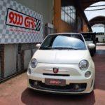 """Elaborazione Fiat 500 Abarth """"Il paradiso"""""""
