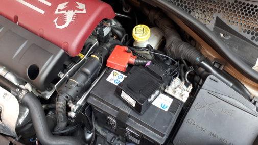 Fiat 500 Abarth powered by 9000 Giri Milano