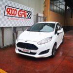 """Elaborazione Ford Fiesta v1.4 16v """"Risultato perfetto"""""""