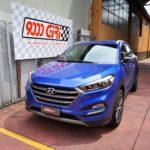 """Elaborazione Hyundai Tucson 1.7 crdi """"Identità parallela"""""""