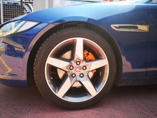 Jaguar Xe 2.0 d powered by 9000 Giri