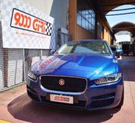 """Elaborazione Jaguar Xe 2.0 tdi """"La turbolosa"""""""