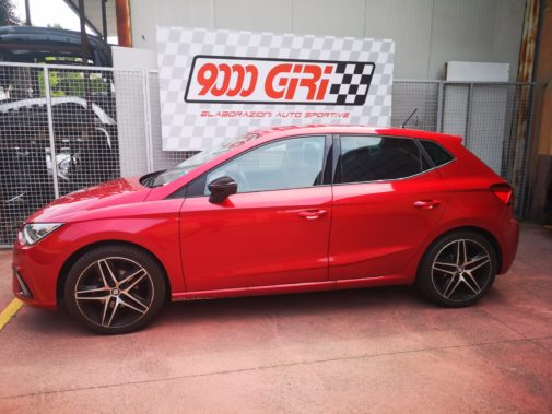 Seat Ibiza 1.5 tsi powered by 9000 giri
