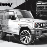"Elaborazione Suzuki Jimny ""La bischerata"""