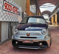 """Elaborazione Fiat 500 Abarth Rivale """"La bella vita"""""""