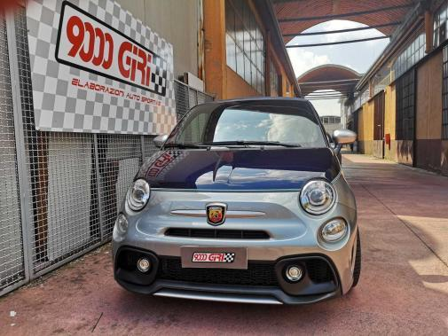 Fiat 500 1.4 Abarth Rivale powered by 9000 Giri