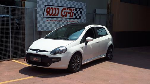 Fiat Punto Evo 1.4 16v powered by 9000 Giri