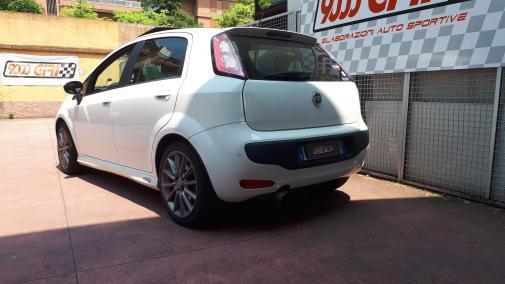 Fiat Punto Evo 1.4 16v powered by 9000 Giri