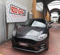 """Elaborazione Ford Fiesta 1.5 d """"Punto di svolta"""""""