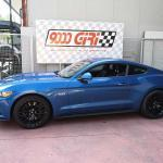 "Elaborazione Ford Mustang 5.0 V8 ""On Off"""