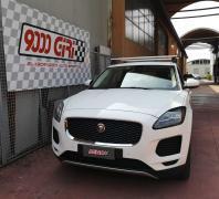 """Elaborazione Jaguar E Pace 2.0 d """"La superba"""""""