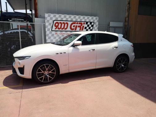 Maserati Levante 3.0 d powered by 9000 giri
