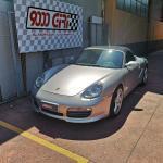 """Elaborazione Porsche Boxter S """"Galleria del vento"""""""