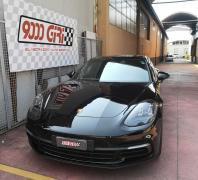 """Elaborazione Porsche Panamera II 4.0d """"Cinecittà"""""""