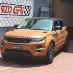 """Elaborazione Land Rover Evoque 2.2 td """"Sicurezza assoluta"""""""