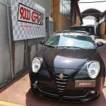 """Elaborazione Alfa Mito 1.4 turbo benzina """"Turbomania"""""""