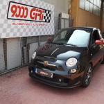 """Elaborazione Fiat 500 Abarth 595 180cv """"Piccola ma tosta"""""""