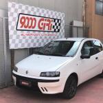 """Elaborazione Fiat Punto 1.2 16v """"Impegno totale"""""""