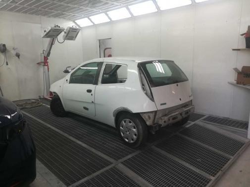 Fiat Punto 1.2 16v powered by 9000 Giri