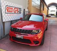 """Elaborazione Jeep Grand Cherokee Sti 6.4 """"Bestia feroce"""""""