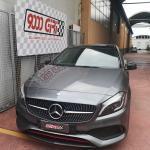 """Elaborazione Mercedes classe A 250 """"Cool plate"""""""
