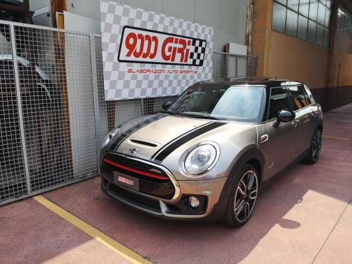 Mini Clubman Cooper S All4 powered by 9000 Giri