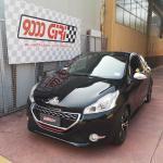 """Elaborazione Peugeot 208 Gti """"Forza maggiore"""""""