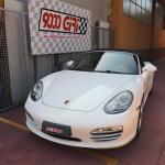 """Elaborazione Porsche Boxter S 2.9 """"Artista sul palco"""""""