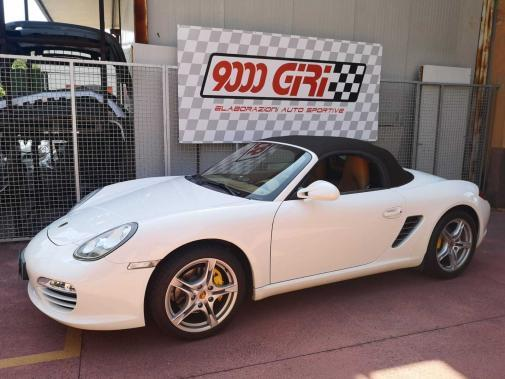 Porsche Boxter S 2.9 powered by 9000 Giri