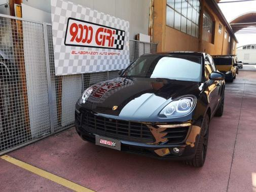 Porsche Macan 2.0 turbo benzina powered by 9000 Giri