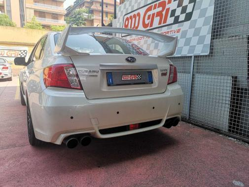 Subaru Impreza Wrx 2.5 powered by 9000 Giri